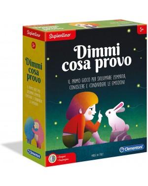 DIMMI COSA PROVO EDUCATIVO - CLEMENTONI 16208