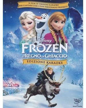 DVD FROZEN - DISNEY 150964
