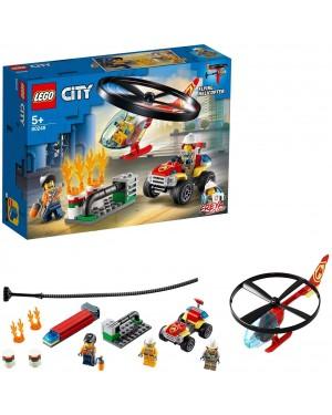 ELICOTTERO DEI POMPIERI - LEGO CITY 60248