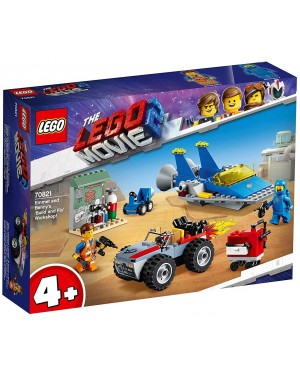 EMMET E L'OFFICINA AGGIUSTATUTTO -  LEGO MOVIE 2 70821