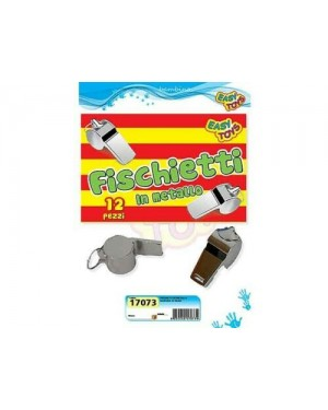 FISCHIETTO METALLO - EASY TOYS 17073