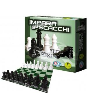 GIOCHI DA TAVOLO IMPARA GLI SCACCHI - EDITRICE GIOCHI 6037176