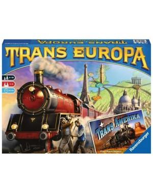 TRANSEUROPA - RAVENSBURGER 26054