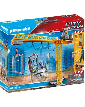 GRANDE GRU CITY ACTION  - PLAYMOBIL 70441