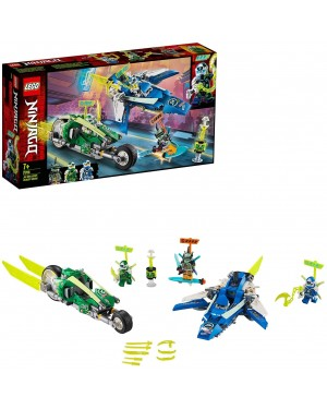 I BOLIDI DELLA VELOCITA - LEGO NINJAGO 71709L