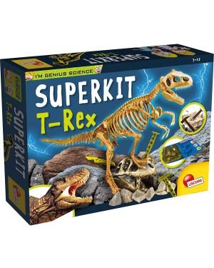 I'M GENIUS SUPER KIT T-REX - LISCIANI 81103