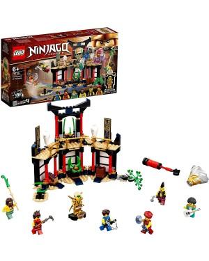 IL TORNEO DEGLI ELEMENTI - LEGO NINJAGO 71735