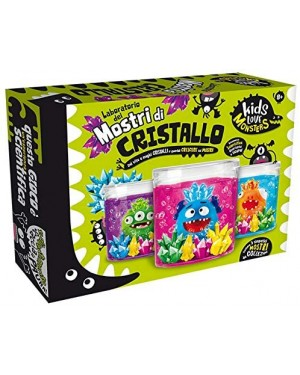 KIDS LOVE MONSTER I MOSTRI DI CRISTALLO - 82780
