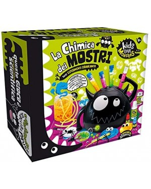KIDS LOVE MONSTERS LA CHIMICA DEI MOSTRI - 82773