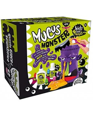 KIDS LOVE MONSTERS MUCUS SLIME - 82766