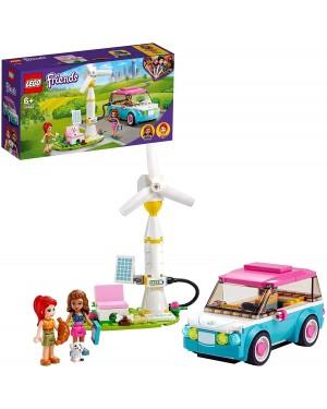 L'AUTO ELETTRICA DI OLIVIA - LEGO FRIENDS 41443