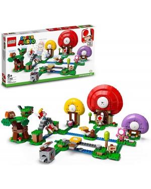 LA CACCIA AL TESORO DI TOD - LEGO MARIO 71368