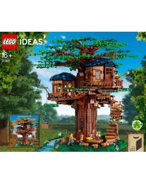 CASA SULL'ALBERO -  LEGO IDEAS 21318
