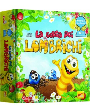 LA CORSA DEI LOMBRICHI - SIMBA 6011321