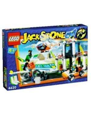 LEGO 4620 JACK STONE - LEGO 4620