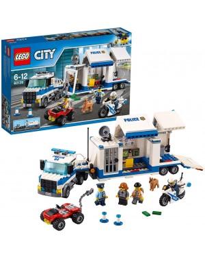 LEGO CITY CENTRO DI COMANDO MOBILE - LEGO 60139