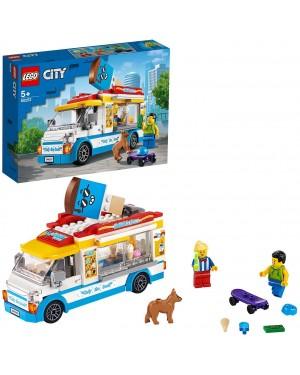 LEGO CITY FURGONE DEI GELATI - LEGO 60253