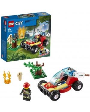 LEGO CITY INCENDIO NELLA FORESTA - LEGO 60247