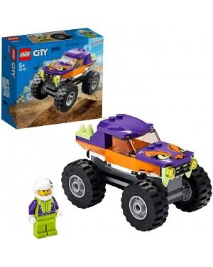LEGO CITY MONSTER TRUCK - LEGO 60251