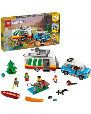 LEGO CREATOR VACANZE IN ROULOTTE - LEGO 31108
