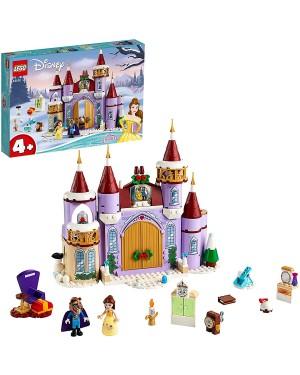 LEGO DISNEY LA FESTA D'INVERNO AL CASTELLO DI BELLE - LEGO 43180