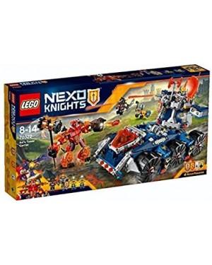 IL PORTA TORREB DI AXL - LEGO NEXO KNIGHT 70322
