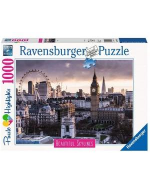 LONDON SKYLINE PUZZLE 1000 PZ - RAVENSBURGER 14085