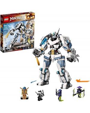 MECH TITANO DA BATTAGLIAN DIZANE - LEGO NINJAGO 71738
