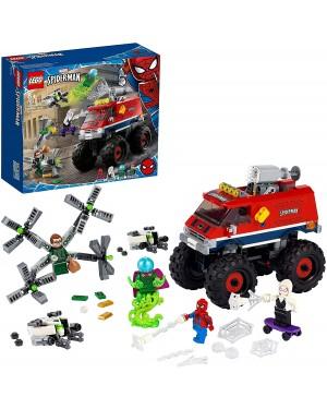MONSTER TRUCK DI SPIDERMAN VS MYSTERIO - LEGO MARVEL 76174