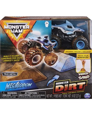 MONSTER JAM DIRT STARTER SET - 6045198