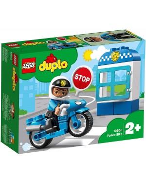 MOTO DELLA POLIZIA - LEGO DUPLO 10900