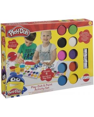 PLAYDOH SET PITTURA - HASBRO 4909