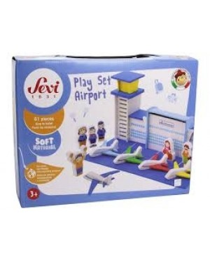 PLAY SET AEROPORTO - SEVI 82863