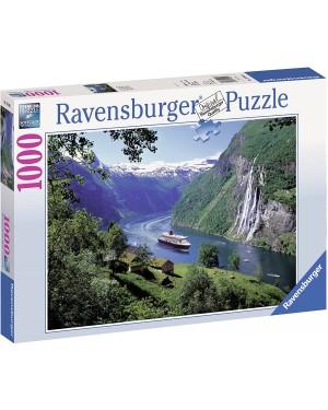PUZZLE FIORDO NORVEGESE - RAVENSBURGER 15804