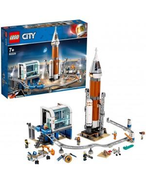 RAZZO SPAZIALE E CENTRO DI CONCORSO - LEGO CITY 60228