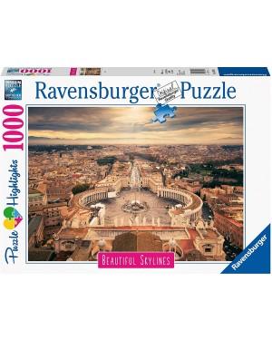 ROMA SKYLINE PUZZLE 1000 PZ - RAVENSBURGER 14082