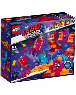 LA SCATOLA COSTRUISCI QUELLO CHE VUOI - LEGO THE MOVIE 2 70825