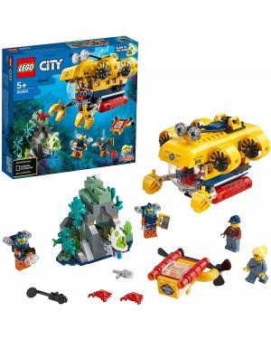 SOTTOMARINO DA ESPLORAZIONE - LEGO CITY 60264