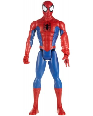 SPIDERMAN TITAN HERO SPIDER MAN UOMO RAGNO - HASBRO E0649