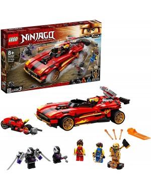 SUPER BOLIDE NINJA - LEGO NINJAGO 71737