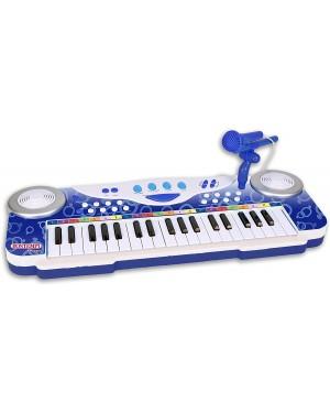 TASTIERA DIGITALE CON MICROFONO MUSICALE 37 TASTI - BONTEMPI 123740/SNN33