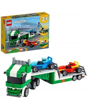 TRASPORTATORE DI AUTO DA CORSA - LEGO CREATOR