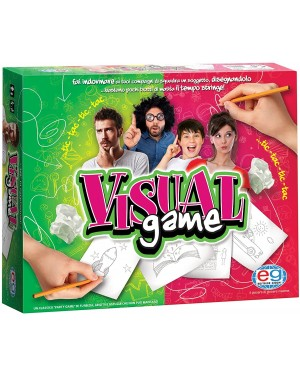 VISUAL GAME GIOCO IN SCATOLA - EDITRICE GIOCHI 1934