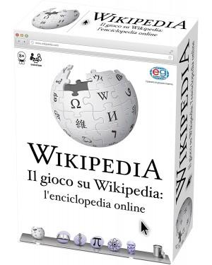 GAMES WIKIPEDIA GIOCO DA TAVOLO - EDITRICE GIOCHI 6028800