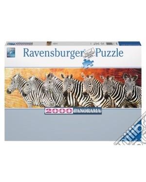 ZEBRE PUZZLE 2000 PZ - RAVENSBURGER PANORAMA 16695